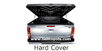toyota hilux: hard cover