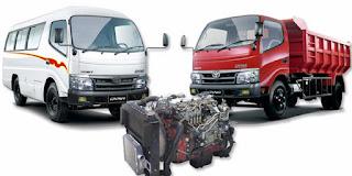 Toyota Dyna 130PS & 110PS: Mesin Sama Karakteristik Beda