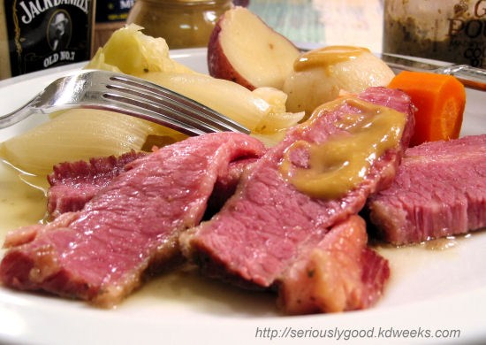 Recipes for corned beef