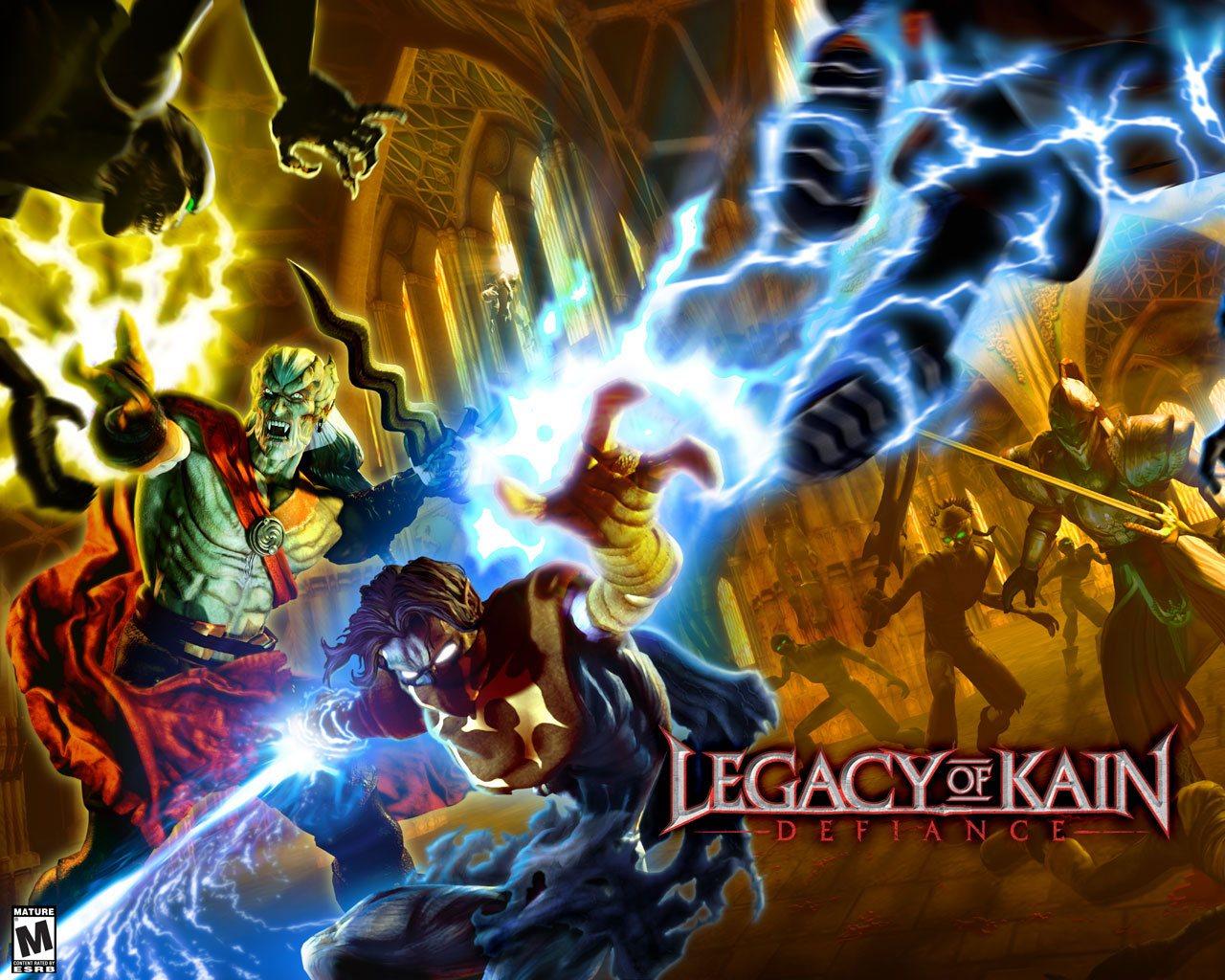 Guía de Legacy of Kain: Defiance