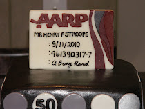 Close up on AARP