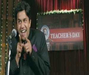 Silencer Speech On 5th Sept(3 Idiots)+English Subs - YouTube