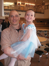 Gracie and Daddy ~ June 2008