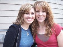 Nanci and Heidi