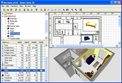 Moretip dicas software gratuito de design de interiores - Decorador de interiores online gratis ...