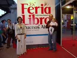 FERIA INT DEL LIBRO  2009