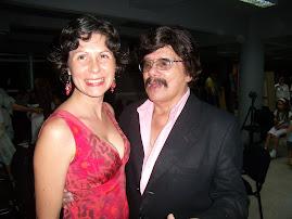 Con Ramón Ayala