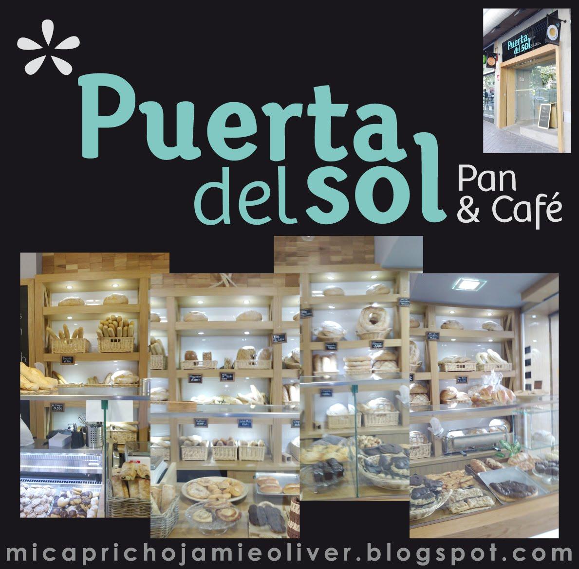 Mi capricho jamie oliver visto en granada el pan cafe for Puerta del sol hoy