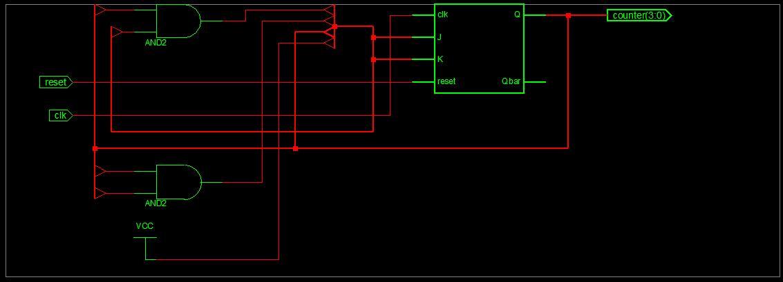 Vhdl Program For 8 Bit Up Down Counter Vhdl