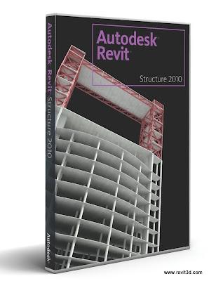 Autodesk Revit Structure 2010 (1 dvd)