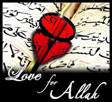 i love Allah..^_^