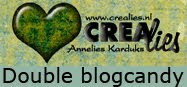 Double Blogcandy Crealies