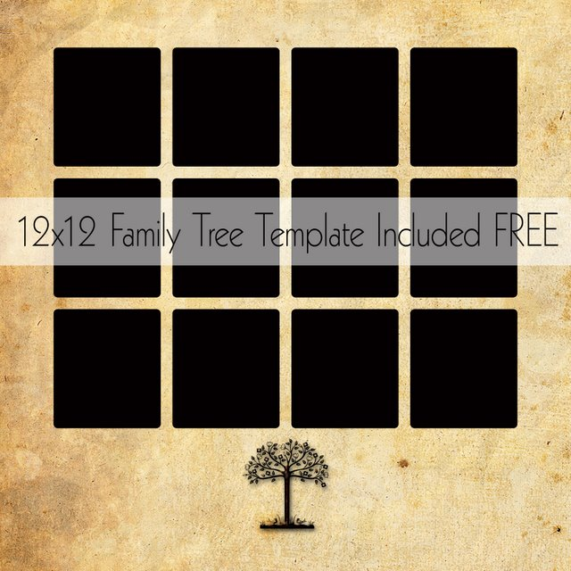 free blank checklist template. lank family tree template