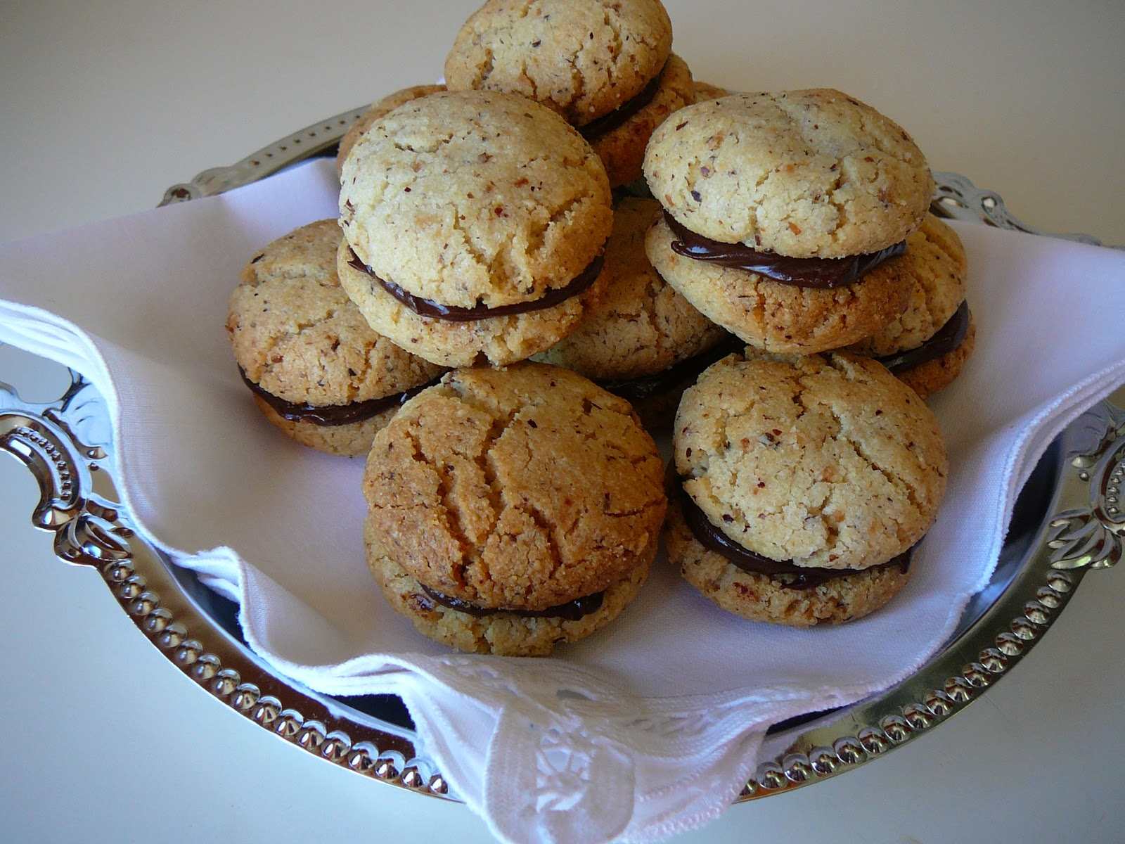 Baci Di Dama Cookies Recipe — Dishmaps