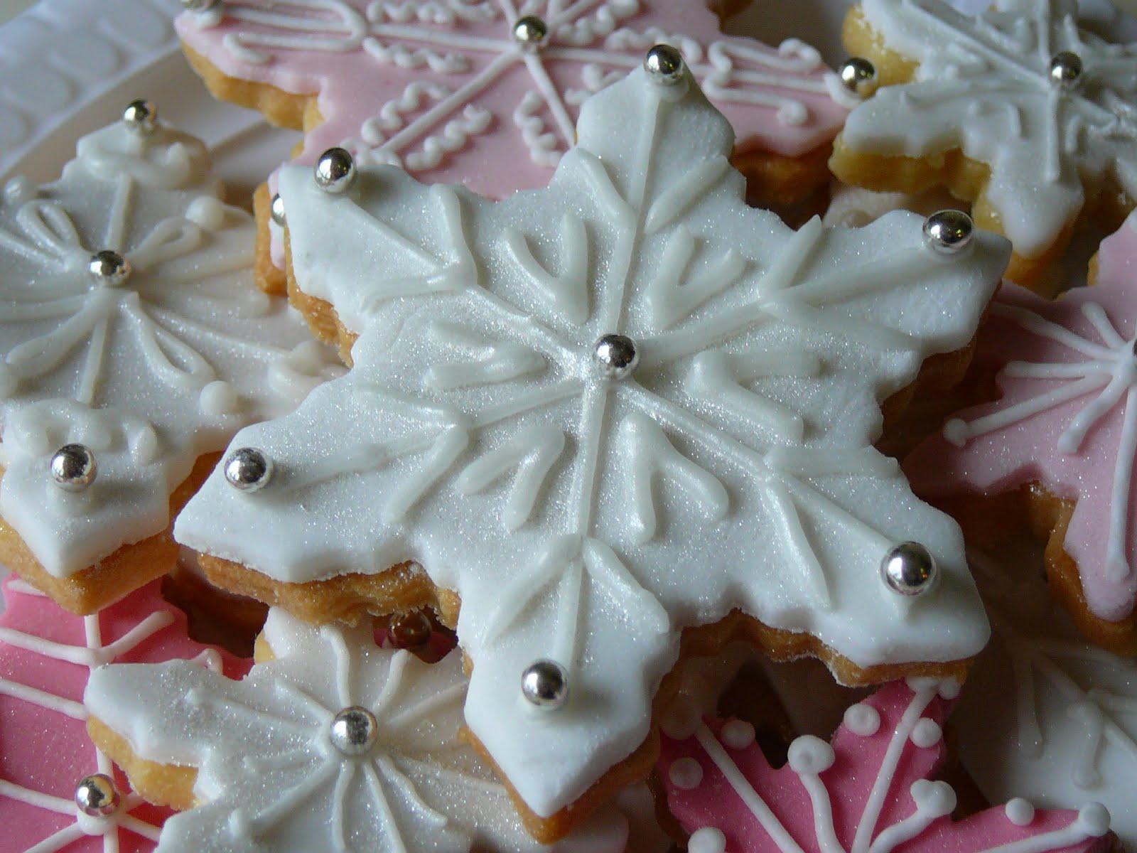 Marcellina in Cucina: Snowflake Sugar Cookies