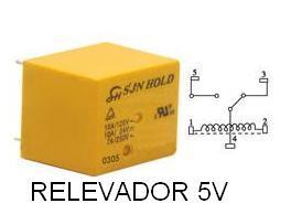 Pasa por un poco electrónica - Compuertas lógicas con relays