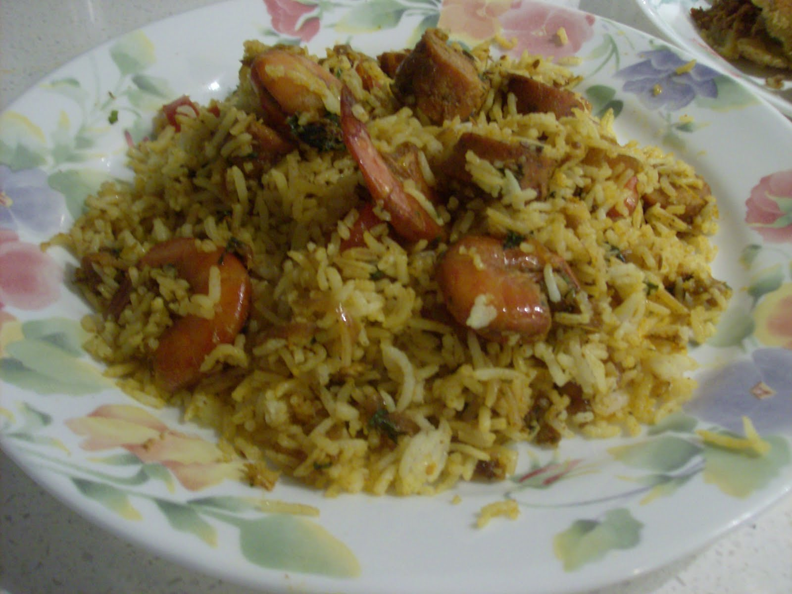 video of how to make sausage and shrimp jambalya