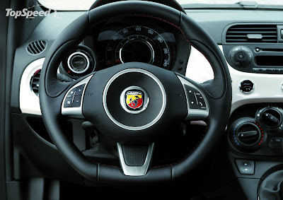 Fiat 500 Abarth Car Wallpaper Free Interior