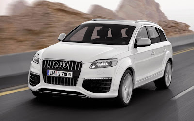 Audi Q7 Suv Car Wallpaper Picture
