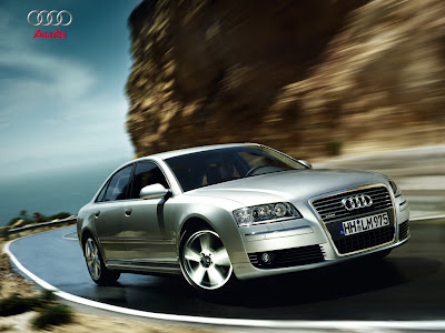 Audi A8 Best Car Wallpaper Picture
