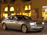 Rolls-Royce Ghost (2010) Engine Power