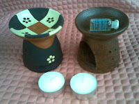 Aromaterapi burner