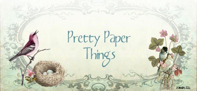 Pretty Paper Things