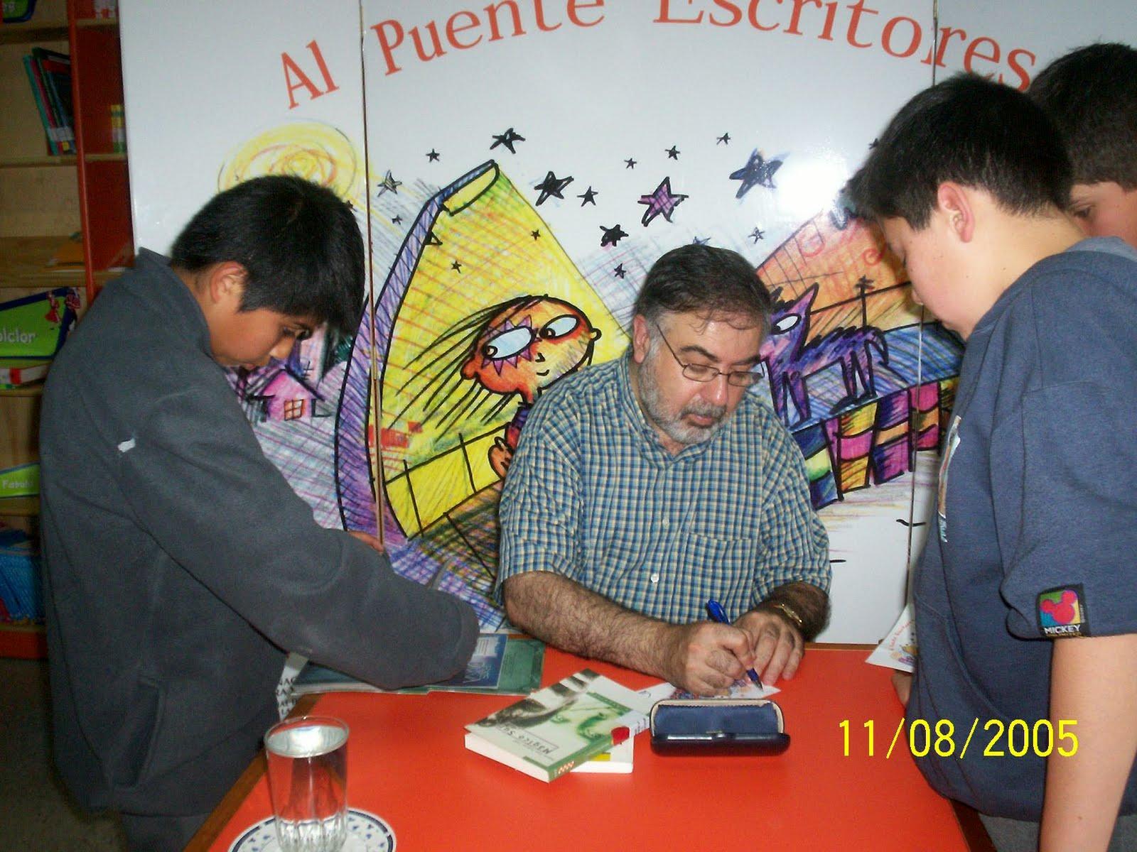 AL PUENTE ESCRITORES 2005