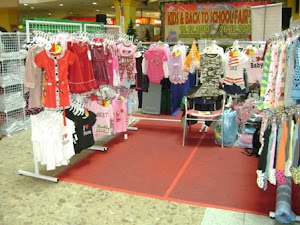 booth at Plaza Alam Sentral