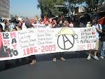 Marcha del 1ero de Mayo 2009