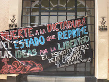 Protesta en casa de gobierno de Oaxaca en DF