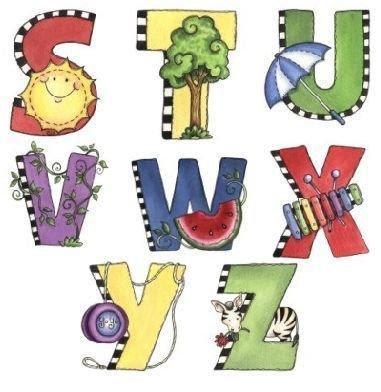 Alfabetiza o divertida alfabeto - Literas divertidas para ninos ...
