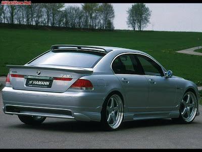 2003 Hamann BMW 7er