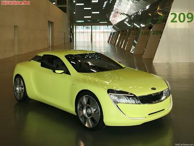 2007 Kia Kee Concept. 2007 Kia Kee Concept