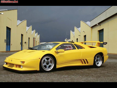 lamborghini diablo wallpaper. 1995 Lamborghini Diablo Iota