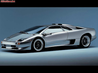 lamborghini diablo wallpaper. 1996 Lamborghini Diablo SV