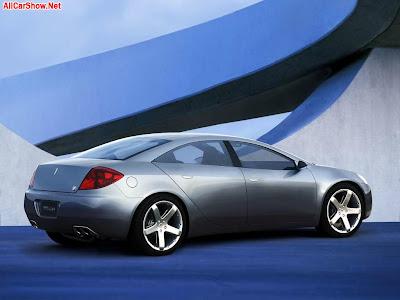 2003 Daihatsu Max Concept. 2003 Pontiac G6 Concept