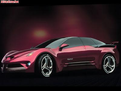2002 Pontiac Rev Concept. 1997 Pontiac Rageous Concept