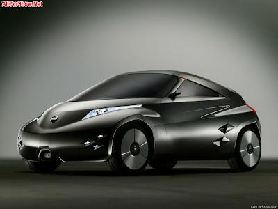 2002 Nissan Yanya Concept. 2007 Nissan Mixim Concept
