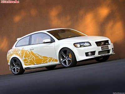 2007 Volvo Heico C30 SEMA Concept Wallpapers