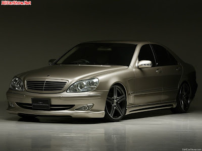 Mercedes Benz S550 Wallpaper. Mercedes-Benz S-Class W220