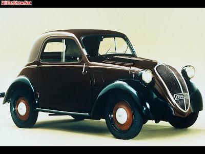 1936 Fiat Topolino 500