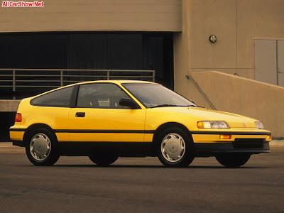 1988 Honda Civic Crx. 1988 Honda Civic CRX Si