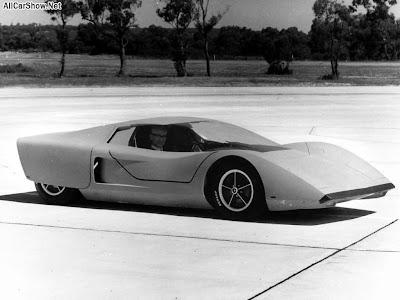 Holden Hurricane Concept 1969