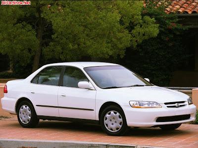 1990 Honda Accord Sedan. 2003 Honda Accord Wagon 2.4t