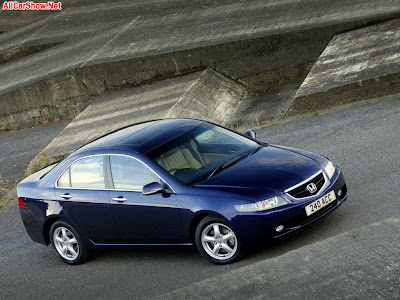 2003 Honda Accord Sedan 2.4 European Version Wallpaper