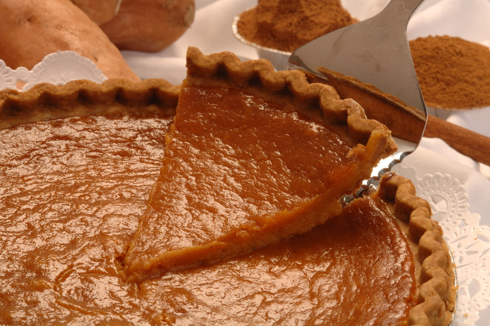 The Thrillbilly Gourmet: Sweet Potato Pie - Southern Classic