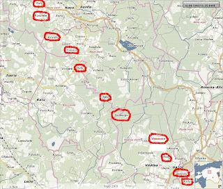 Kaart pärit Delfi Regiost .