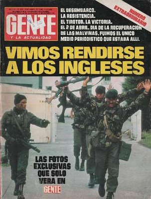 La dictadura Militar de la Argentina.(1976-1983)