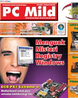 PC mild, ebook, PDF